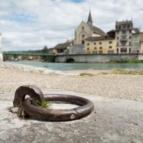 Visite à énigmes de Seyssel et barrage de Génissiat