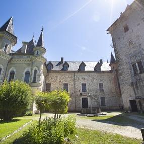 Journées du Patrimoine : visite du Château de Montfleury