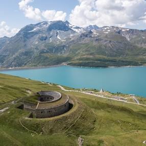 Col et Lac du Mont Cenis