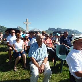 Messe en alpage