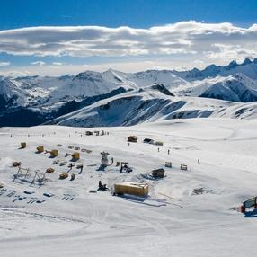 Snowpy Mountain image
