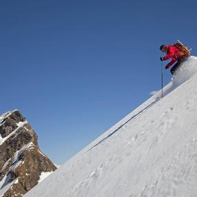Ski de rando : premières traces dans la poudre