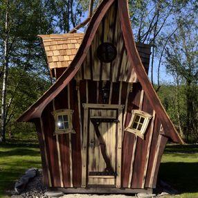 Les Lodges du Lac cabanes