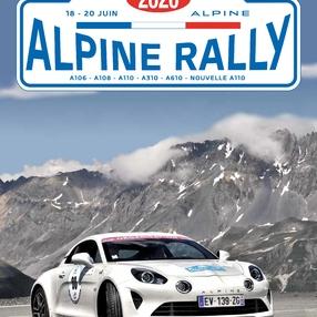 2e Alpine Rally