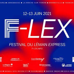 ANNULÉ - F-LEX Festival du Léman Express