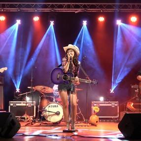 Samoëns American Festival - Concert avec Bullriders