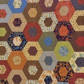 Samoëns American Festival - exposition de Quilts Américain
