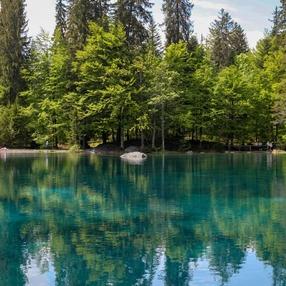 Il était une fois, le Lac Vert...