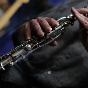 Trio orgue et clarinettes