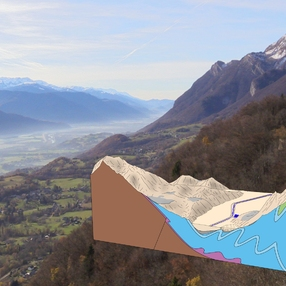 Comprendre l'histoire de nos paysages alpins
