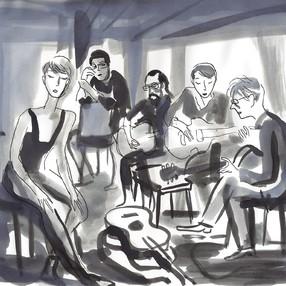 Concert allongé : Sieste acoustique