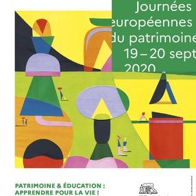Journées Européennes du Patrimoine à l'école communale de Saint-Alban-d'Hurtières