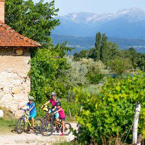 Véloroute V62 en Savoie - de Ugine à Chambery par Albertville