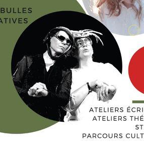 ANNULE : Théâtre : Ateliers et stages bi-mensuels adultes