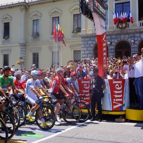 Tour de France 2021 : Etape Albertville - Valence