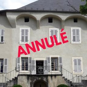 Visite guidée : Le chateau Manuel de Locatel au crépuscule
