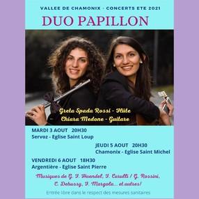 Concert Duo Papillon