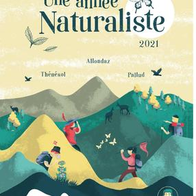 Une année naturaliste : Pour mieux connaître la biodiversité de votre commune