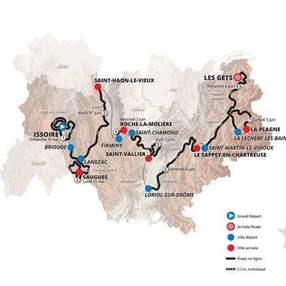 Critérium du Dauphiné - Etape finale