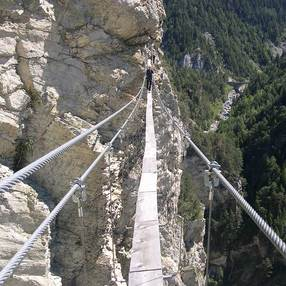 Via ferrata du Diable