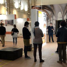 Visite privilège de l'exposition temporaire de la chartreuse de Mélan