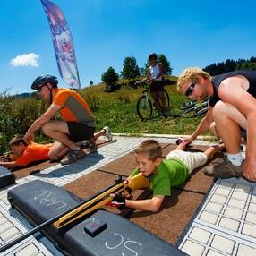 Biathlon Comme Martin Fourcade