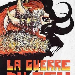 Projection du film La Guerre du Feu de Jean-Jacques Annaud