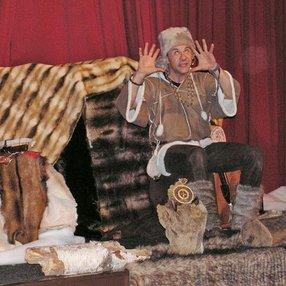 Spectacle Yank l'ami des eskimos