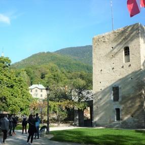Visite : La Tour Sarrasine