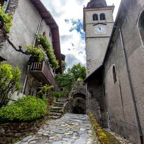 Thé-Musée : Visite de la cité de Conflans
