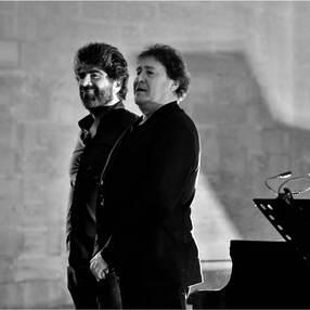 Concert Duo Louis SCLAVIS & Benjamin MOUSSAY (Jazz)