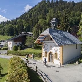 2 jours d'itinérance au Pays du Mont-Blanc en VTT électrique Cordon- St Gervais