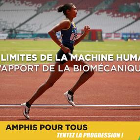Visio-conférence : Les limites de la machine humaine, l'apport de la biomécanique