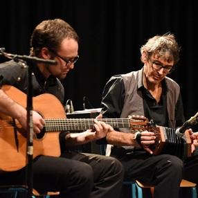 Les Nuits de Servette: Concert Brassens façon Django