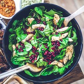 Atelier : Préparer ses repas équilibrés de la semaine