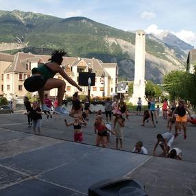 Mardi c'est sport : avec A corps et danse