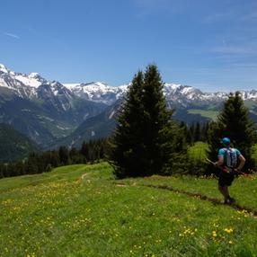 Trail de Bozel - Mont Jovet image