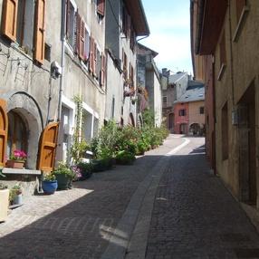 Visite accompagnée du centre historique de Montmélian