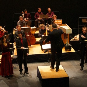 Concert du Festival de musique baroque en Tarentaise