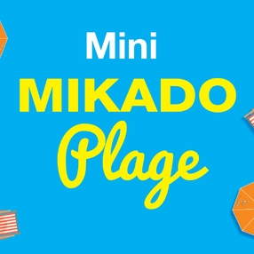 Mini Mikado Plage Mont Lachat