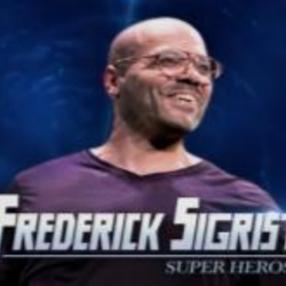 Frédérick Sigrist  : Super Héros - Zygomatic Festival #13