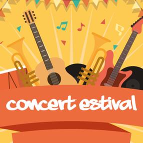Concert estivaux - The moonshiners