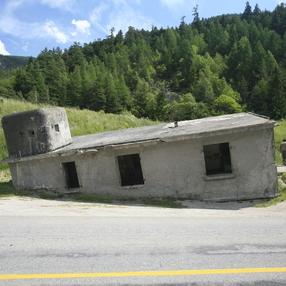 Maison Penchée