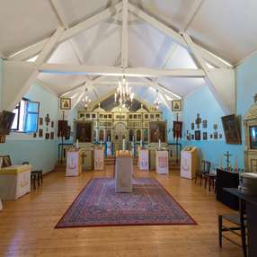 Visite guidée de l'église orthodoxe Saint Nicolas - Saint Alexis