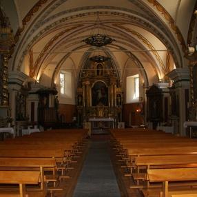 Eglise baroque St Maurice