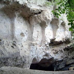 Les meulières du Mont Vouan