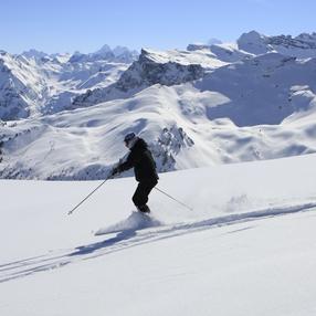Engagement ski, découverte du Grand Massif