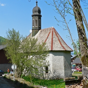 La Chapelle de Vallon