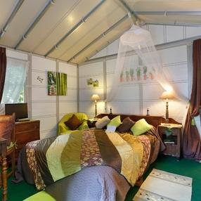 Chalet cabane La Bise
