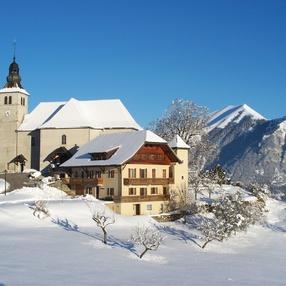 Mont-Saxonnex image